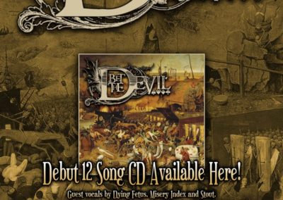 Bet the Devil poster
