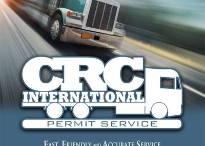 CRC International advertisement