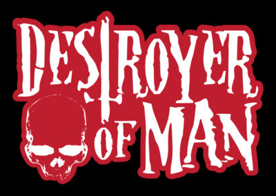 Destroyer of Man logo