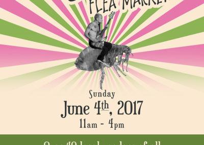 Ottobar Flea Market poster