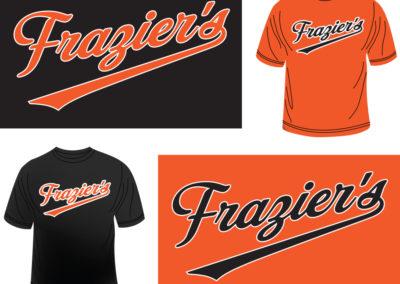 Frazier's O's tshirt