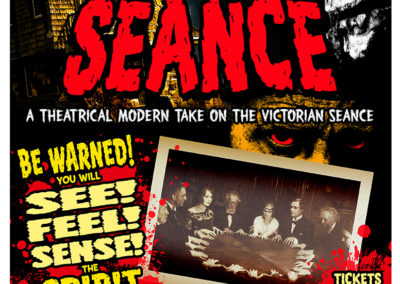 Illusions Magic Bar – The Dark Seance